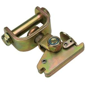 image of e-track roller idler fitting
