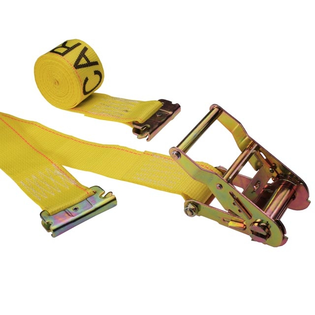 "image of 2"" e-track ratchet strap"