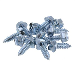 image of wood screws for E-track