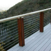 image of cable railing systems for decks