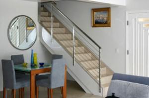 image of stair railing kits