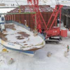 image of boat lifting sling