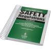 image of truck driver safety handbook