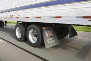 Semi Truck Mud Flap Laws By State