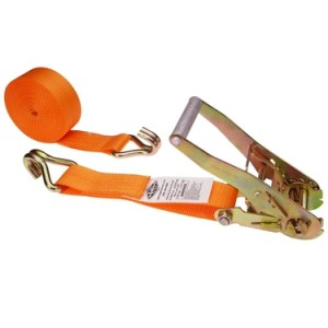 image of orange tie down strap from uscargocontrol.com