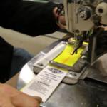 Custom ratchet straps are always an option.