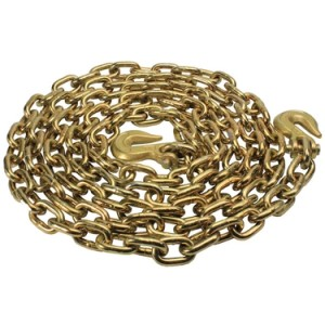 Grade 70 transport chain from US Cargo Control