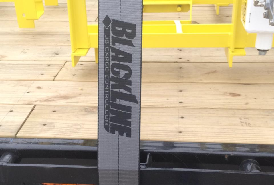 Customer Photos: BlackLine Winch Straps