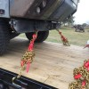 understand how to use tie downs