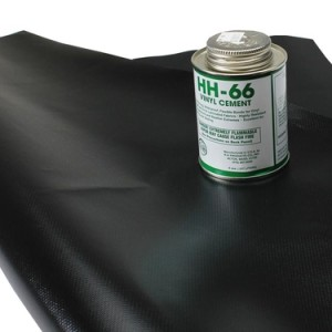 Tarp repair kit, $19.99