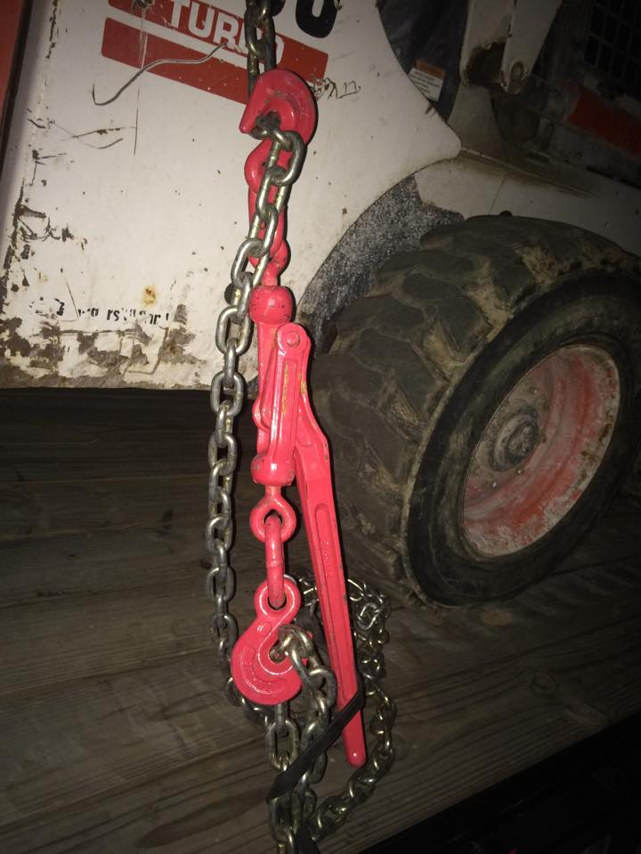 Customer Photos: Chain & Binders