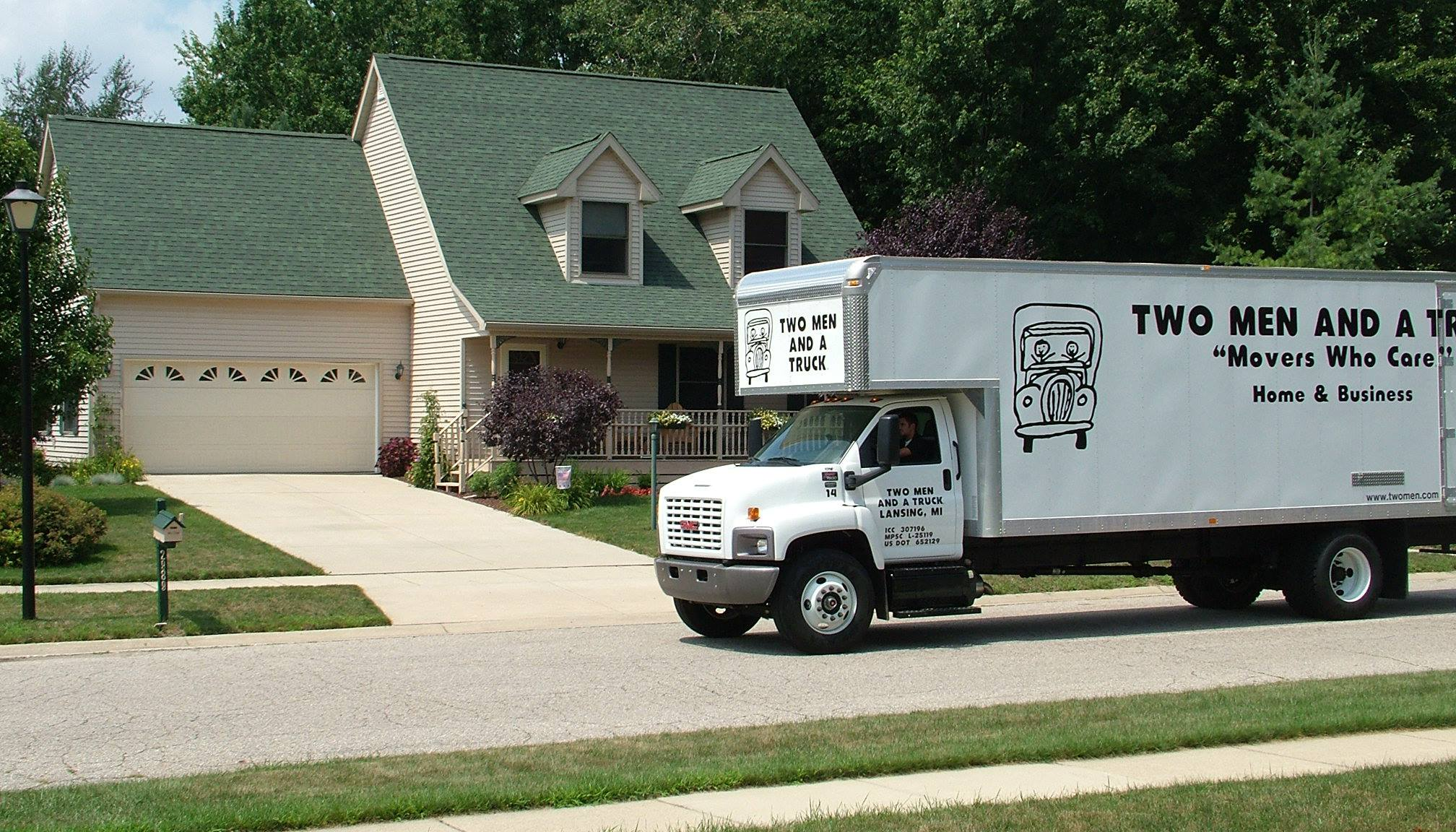 Professional Movers Provide Peace of Mind