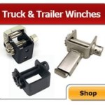 flatbed trailer winches from US Cargo Control