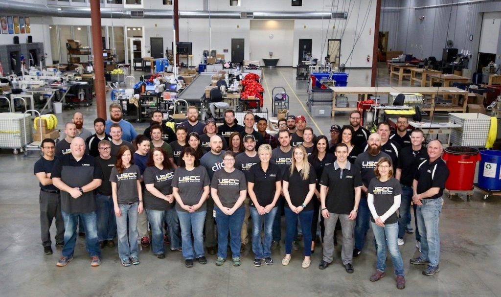 US Cargo Control team