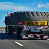 hauling oversize wide load