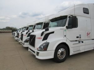 Uber freight for trucking fleets