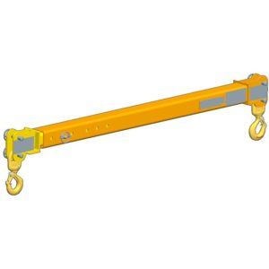 spreader bar for lifting clamps