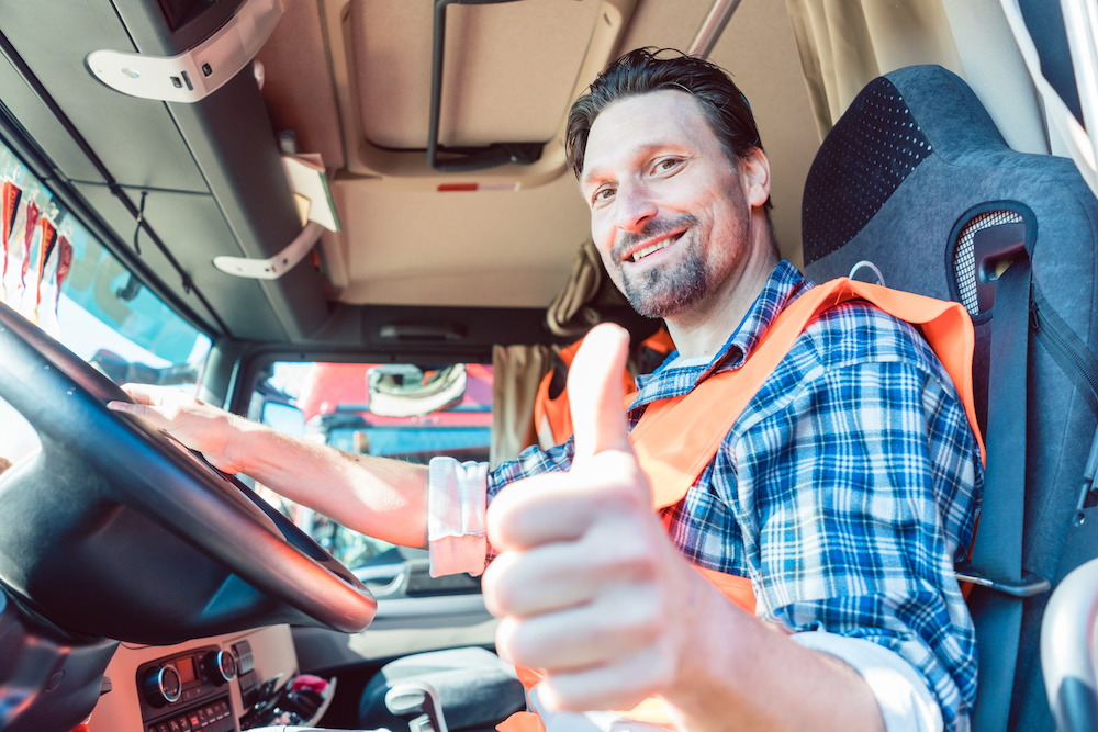 6 Simple Ways to be a Healthier Truck Driver in 2019