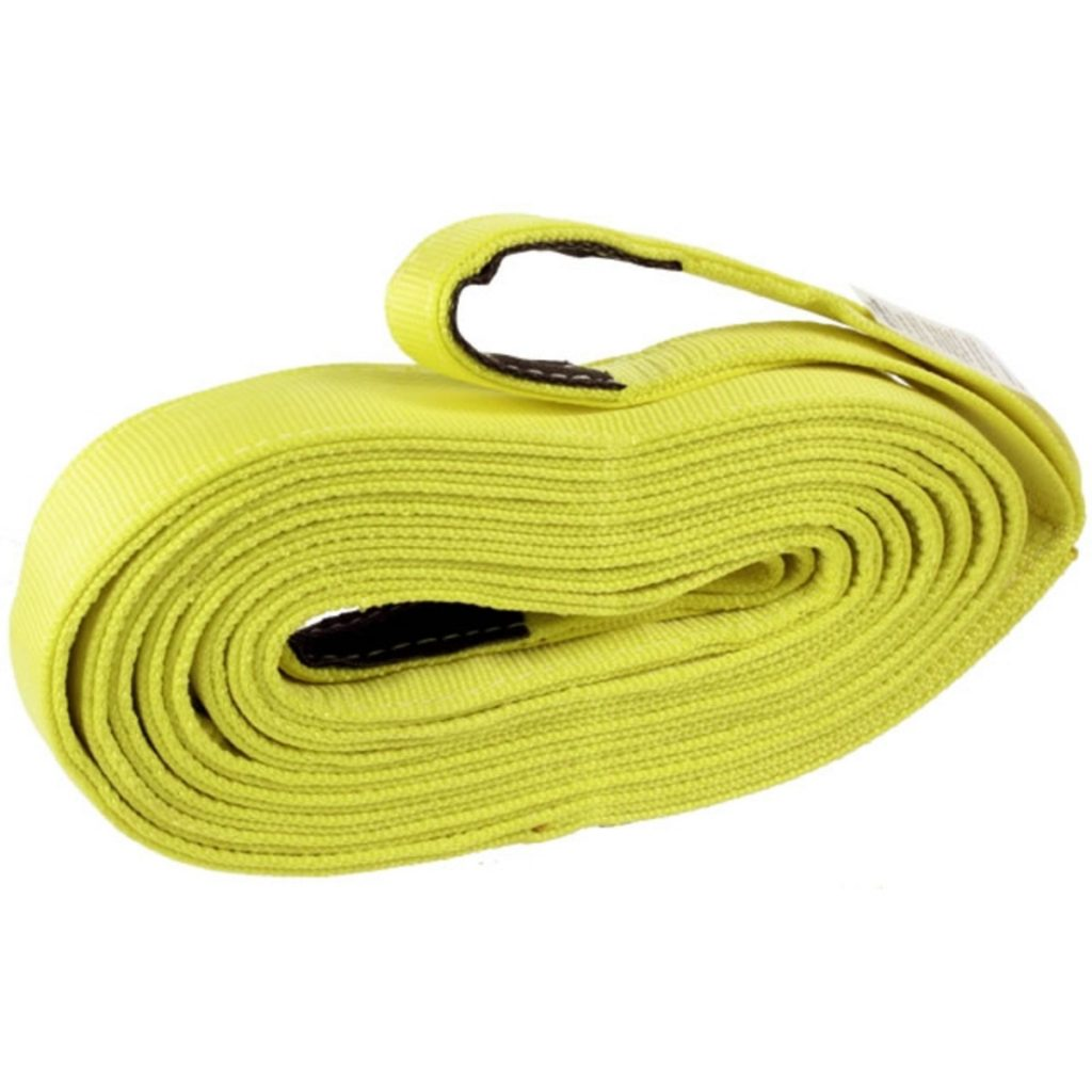 3 inch recovery strap 2-ply