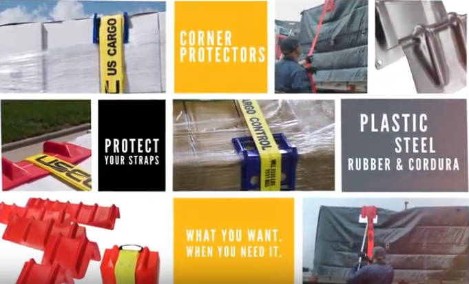 Corner Protector Comparison Video: What's Best for Your Cargo?