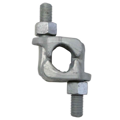 small wire rope clip fist grip style forged steel