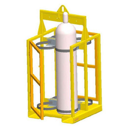 propane tank or gas mover for forklift lifting