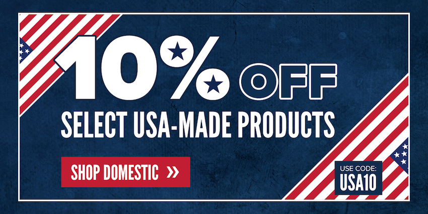 fourth of july promotion for cargo control gear