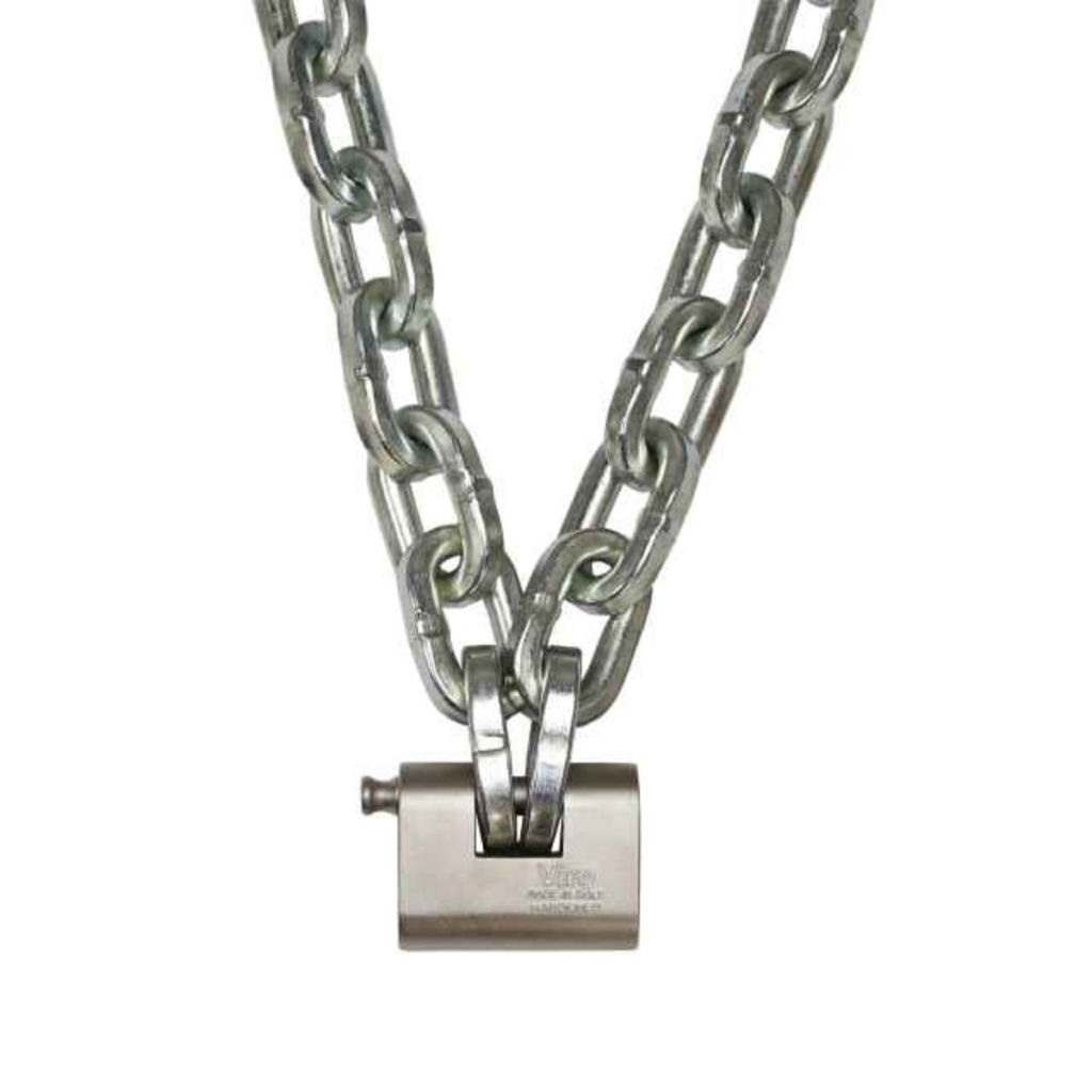 "1/2"" x 2"" security chain kit"