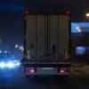 driving around at night