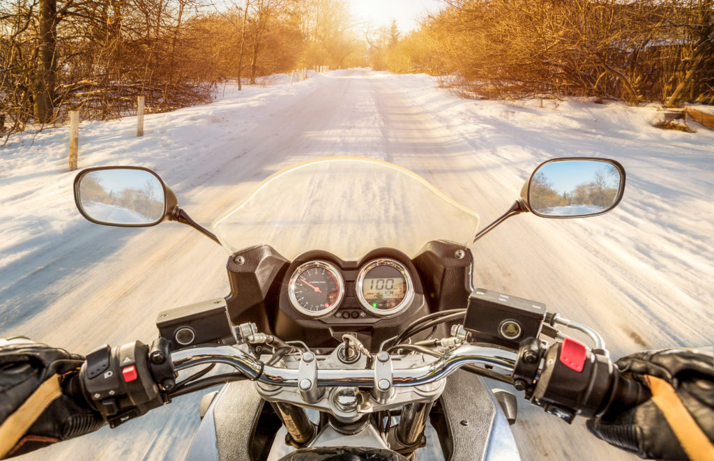 winterize motorcycle