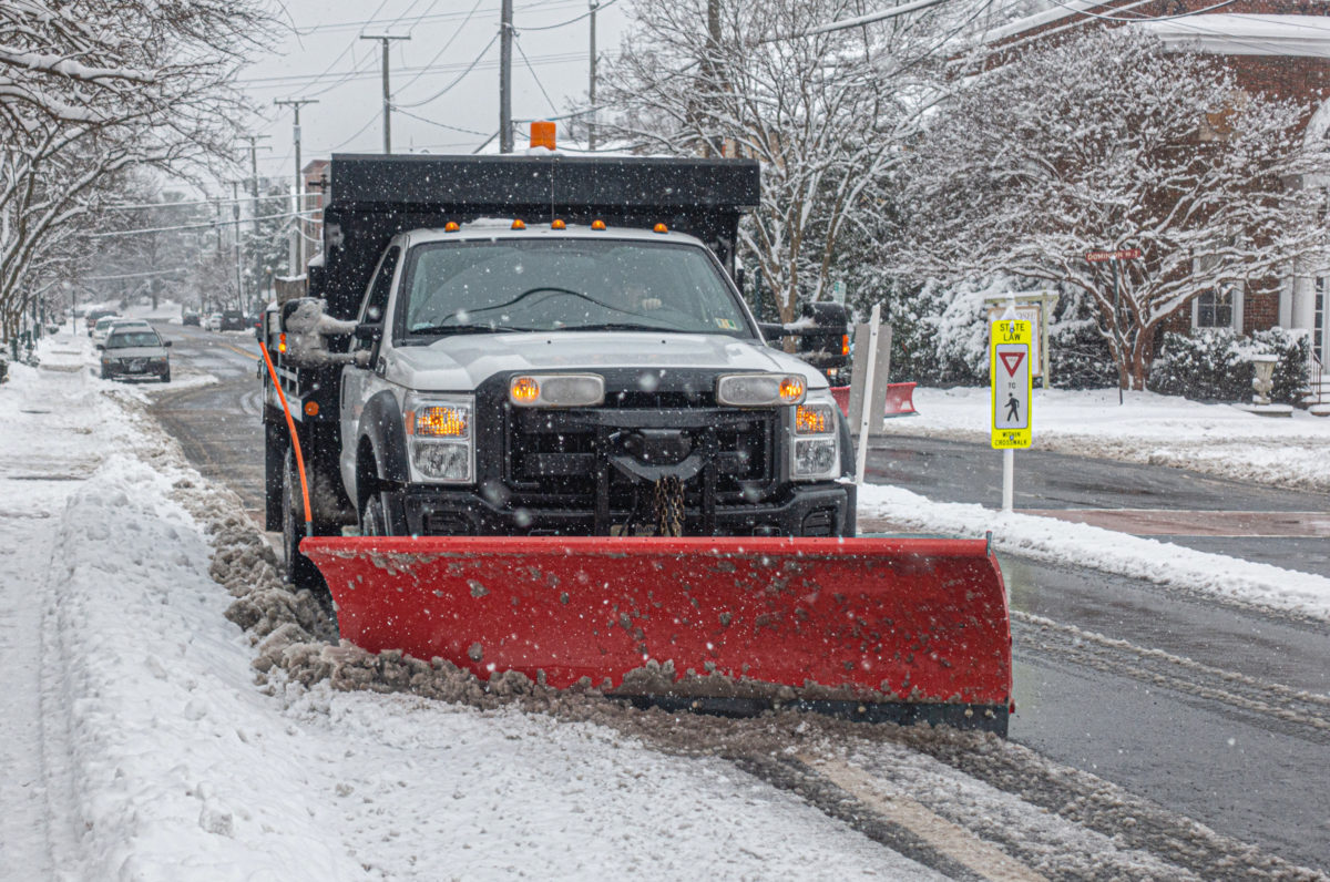 3 Winter Truck Driving Tips: How to Protect your Rig from Salt and Grime