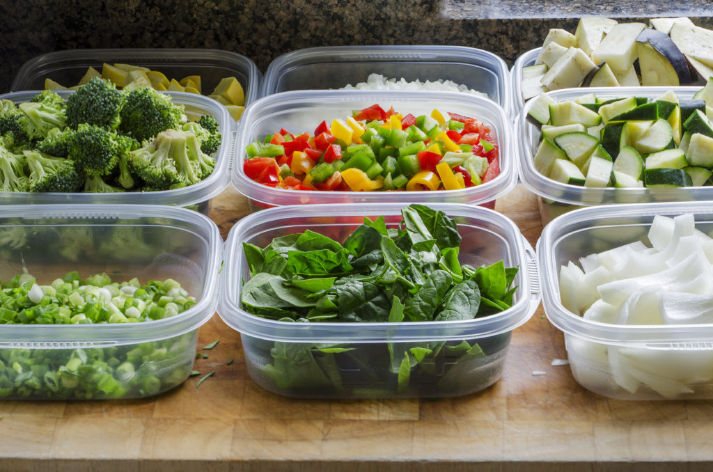 meal prep as money saving ideas