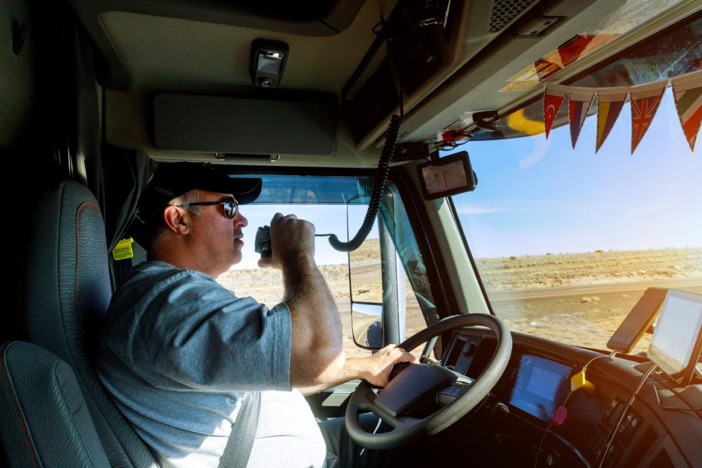 truckers facing coronavirus