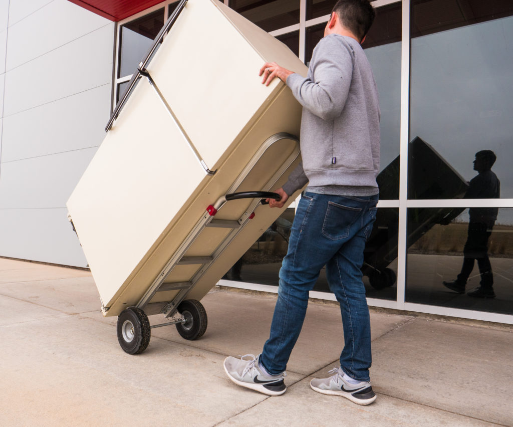 also known as a hand cart to move your heavy items around