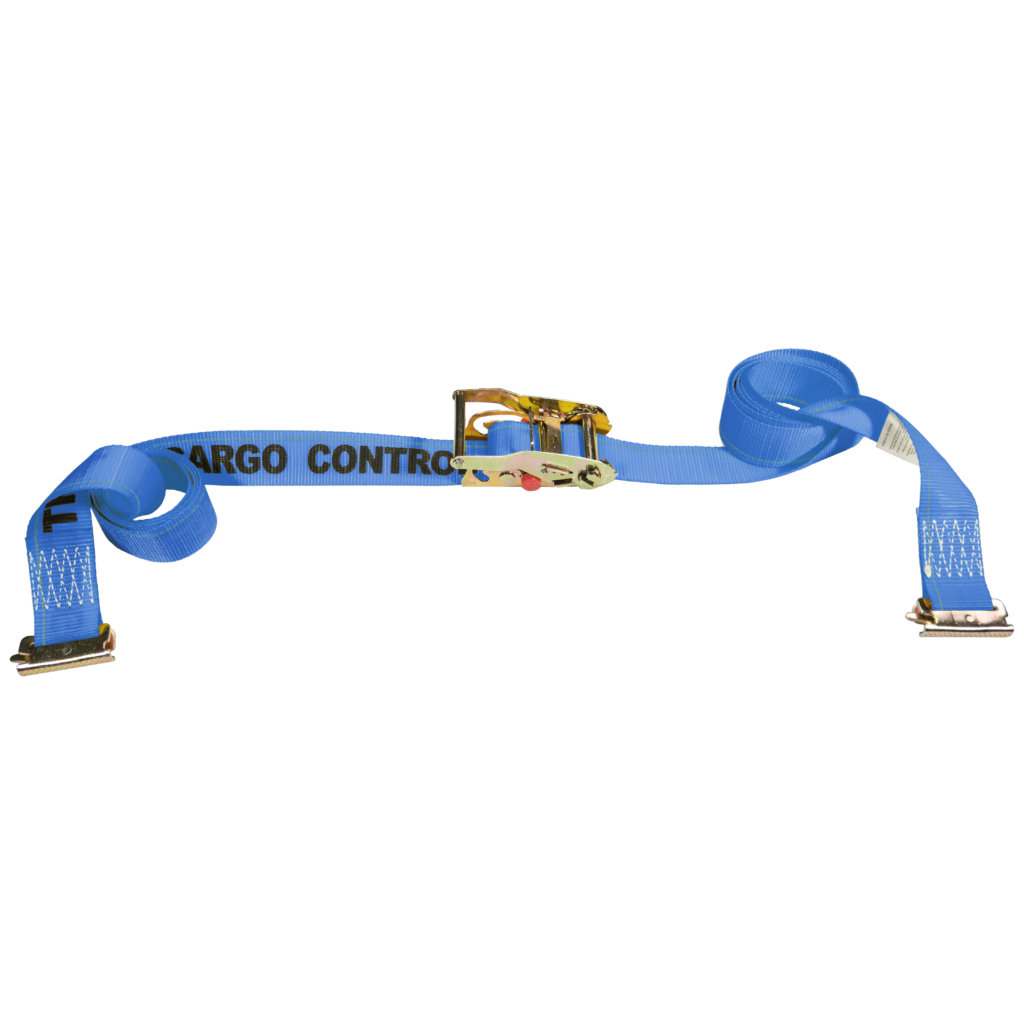 Shop our newest addition to US Cargo Control, the Sliding E Track Ratchet Strap, also known as e track straps