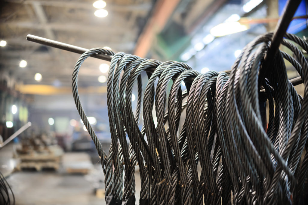 US Cargo Control wire slings