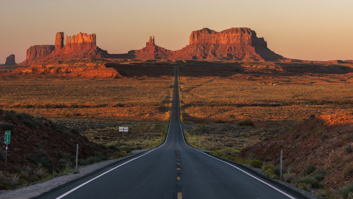 Long-Haul Truck Drivers Share The Most Scenic Drives in America