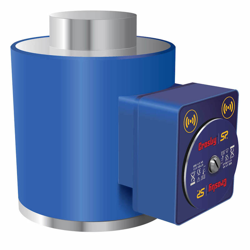 wireless compress load cell from straightpoint