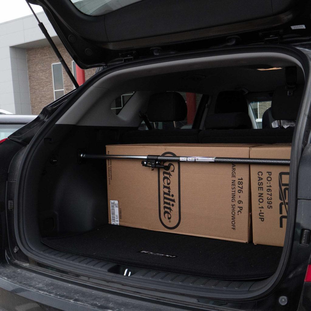 US Cargo Control cargo load bar