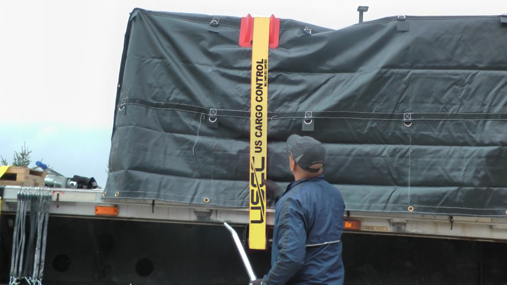 load securement for CVSA international roadcheck