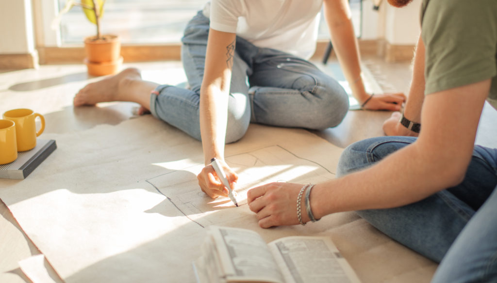 planning tips for moving out of your house without damaging anything