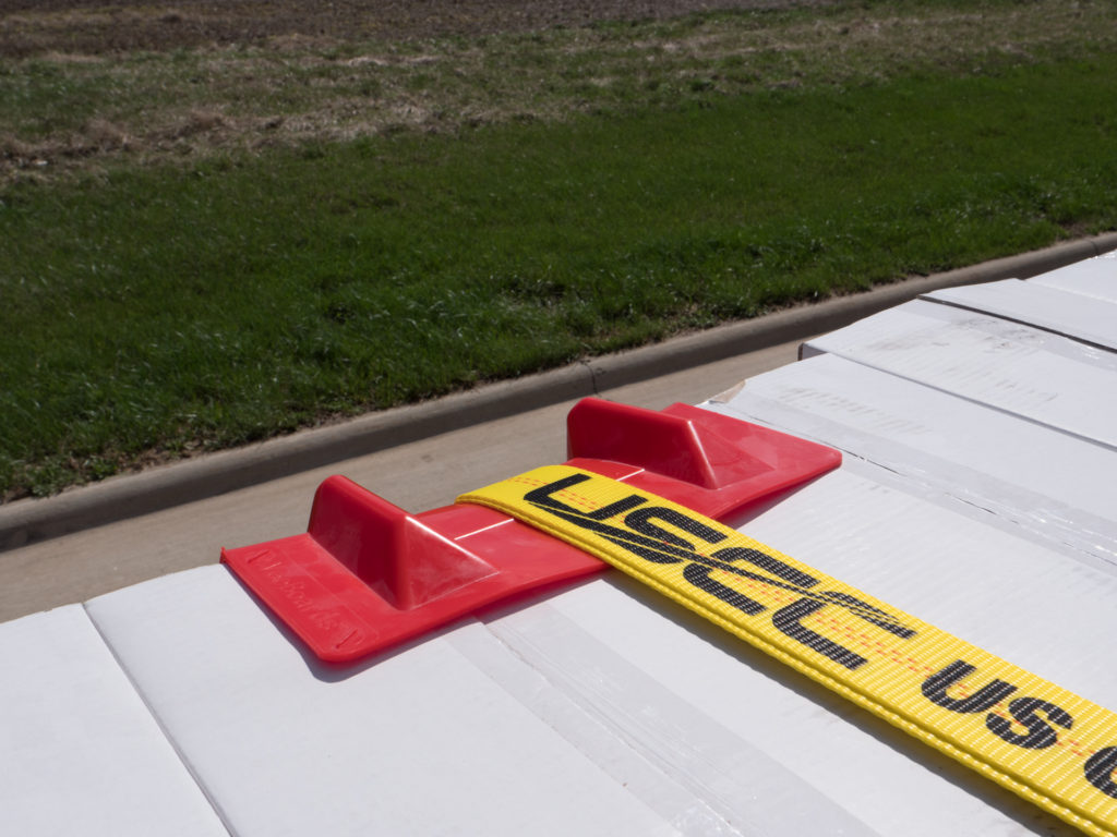Use Corner Guards to Protect Lifting Slings
