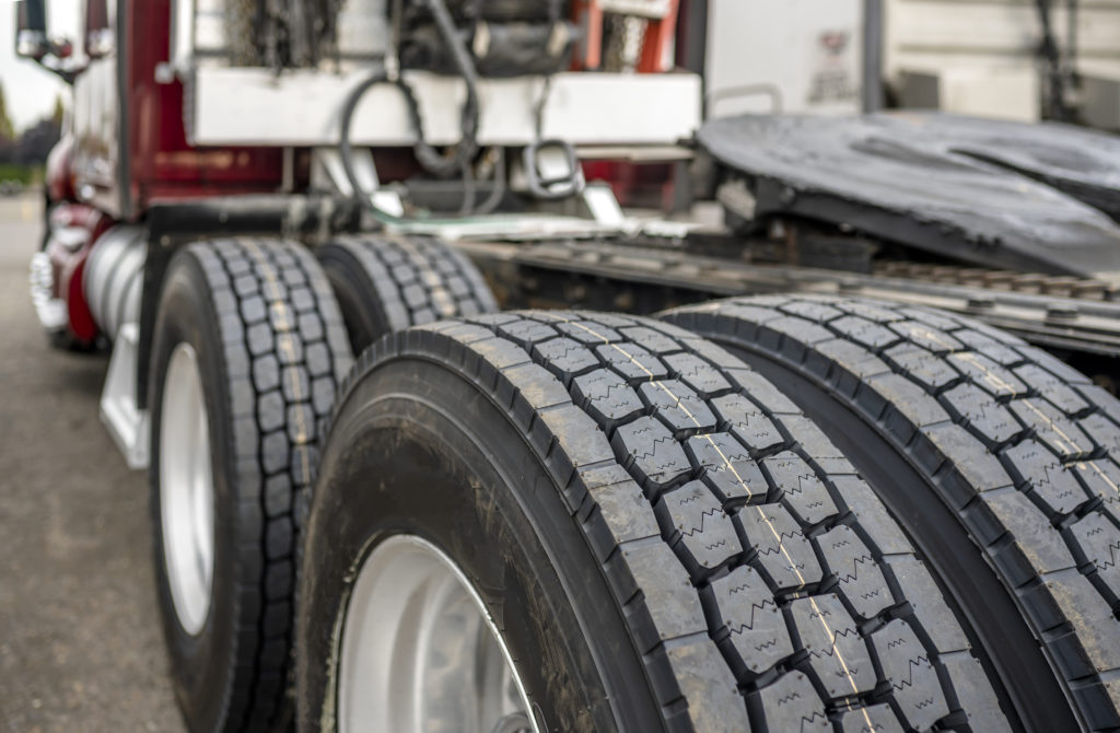 Truck Inspections during Brake Safety Week