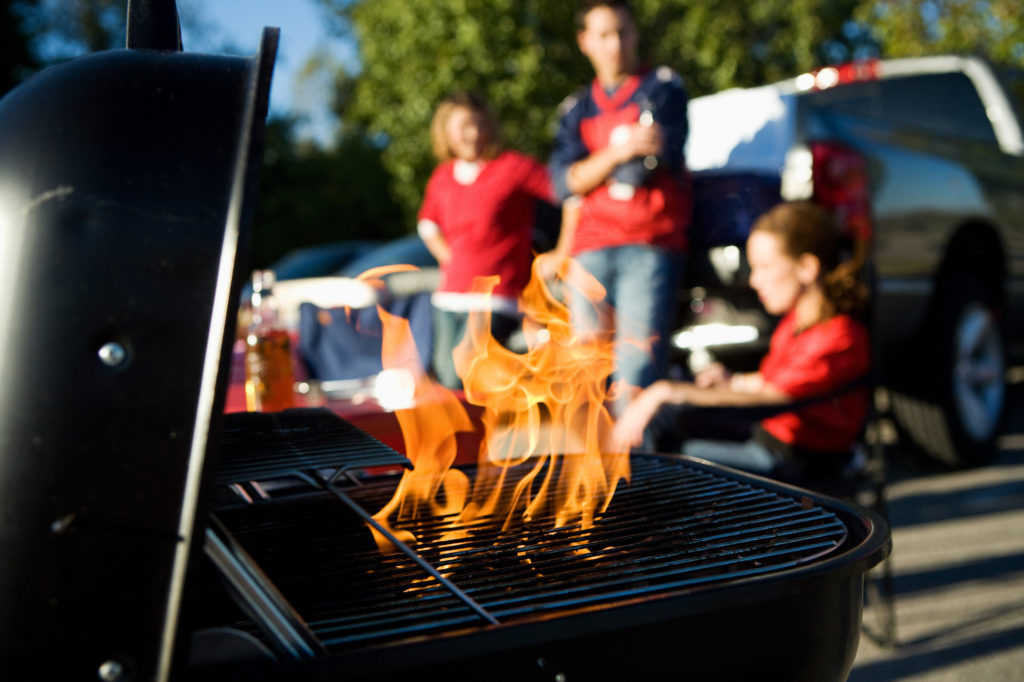 Read hacks on how to tailgate, and how USCC can help you