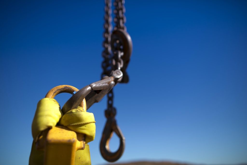 chain lifting sling